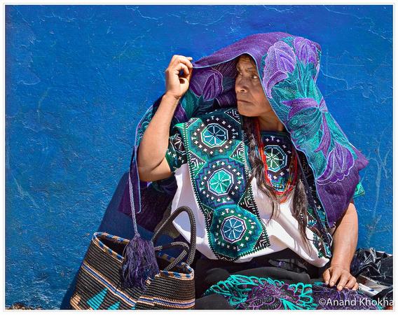 Tzotzil Mayan Woman